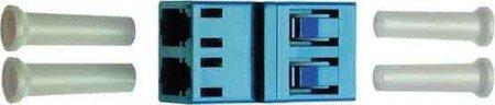 Telegärtner Durchführungskupplung J08071A0002 LC-Duplex MM LWL-Kupplung 4018359280031 -