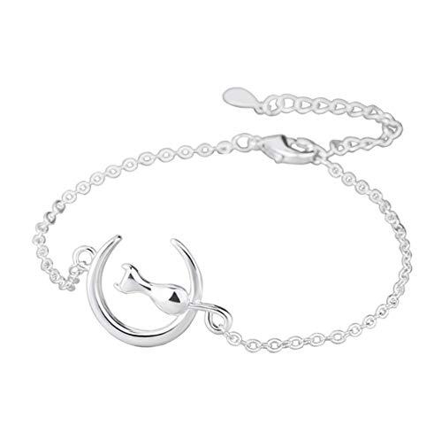 YIYIYYA Damen Armbänder Kitty Styling Passenden Schmuck Einfachheit Lieblichkeit Atmosphäre Modische Eleganz Klassische Exquisite -