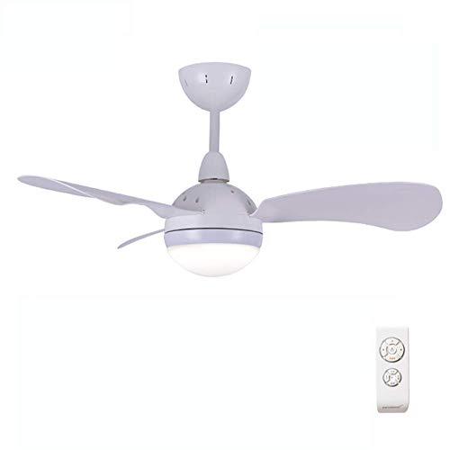 Techo moderno ventilador de la lámpara con 3 aspas del ventilador para...