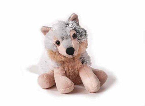 Preisvergleich Produktbild Inware 6520 - Kuscheltier Wolf Isegrim, 17 cm, Schmusetier