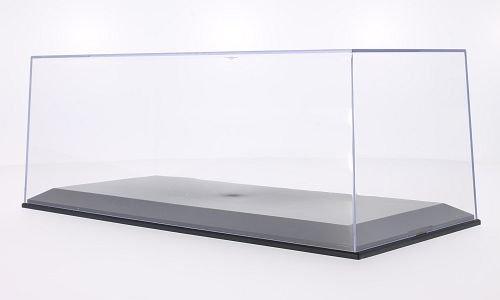 Vitrine Kunststoff-Vitrine für je 1 x 1:18, Modellauto, Fertigmodell, MCG 1:18 (Autos Modell Für Vitrine)