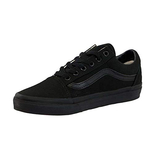 New Van Old Skool Skate Shoes Classic Canvas Sneakers Size UK3-UK9.5 EU 36-44 Navy EU 42 \u002F UK 8