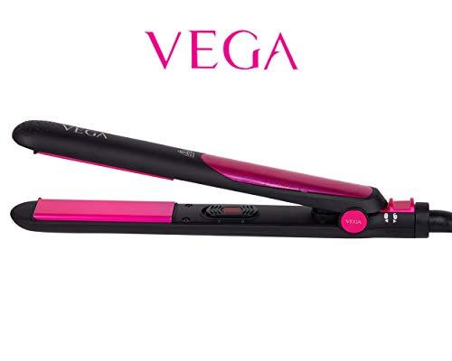 VEGA Silky Hair Straightener (VHSH-06), Black