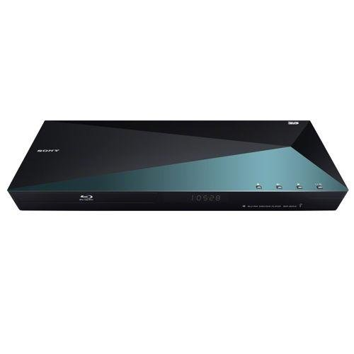 Sony (bdp-s5200)3d bluray player with built-in wifi and hdmi cable.