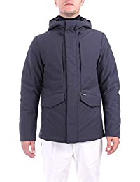 Woolrich Herren WOCPS2707ST021584 Grau Polyamid Jacke