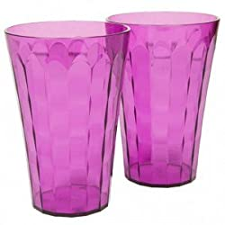 Tupperware Prism Tumblers 500ml, Set of 6