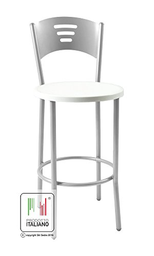 Stil Sedie - Sgabello Cucina Bar Ristorante Sala Slot Modello Monika