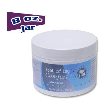 8oz Fuß & Bein Komfort creme mit Emu-Öl (Emu-öl-creme Fuß)