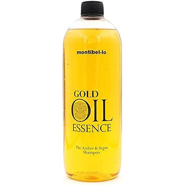 Montibel-Lo Gold Oil Essence Champú Protector Revitalizante ...