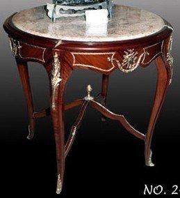 Table baroque table d'appoint de style antique Louis XV MoTa0248