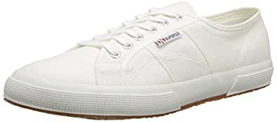 Superga 2750 Cotu Classic S000010, Sneakers Unisex - Adulto, Bianco (901 White), 35 EU (2.5 UK)