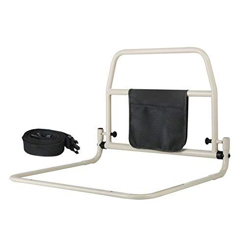 Sicherheits-Bett-Schienen-Mobilitäts-Hilfsmittel mit nützlicher Aufbewahrungstasche, faltender Seitenschutz für älteres, Erwachsene, Seniors, Kleinkind u. Kinder unterstützen Griff-Handikap-Bett-Ergr -
