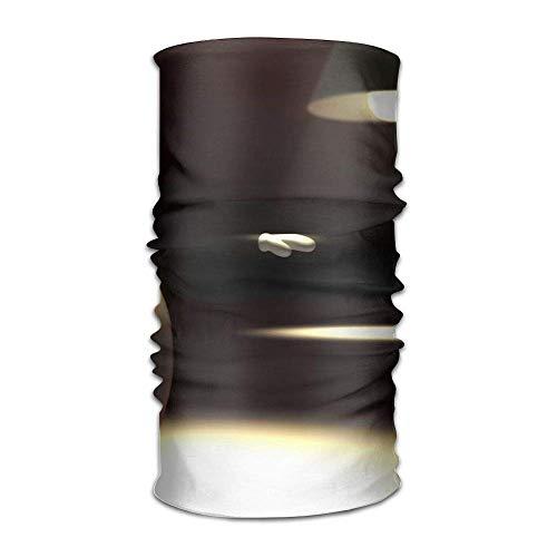 Casepillows Multifunctional Headwear Bowling Cute Design Head Wrap Elastic Turban Sport Headband Outdoor Sweatband