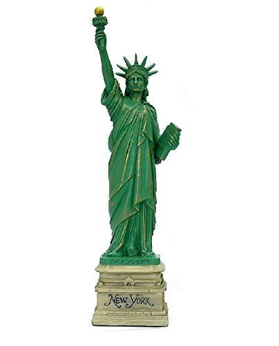 MONKEY KING Statue of Liberty Island aus New York City Liberty Island Collection Souvenirs, 21 cm hoch - Island Statue