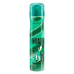 Engage Garden Mystique Deodorant for Women, Spicy and Woody, Skin Friendly, 150ml