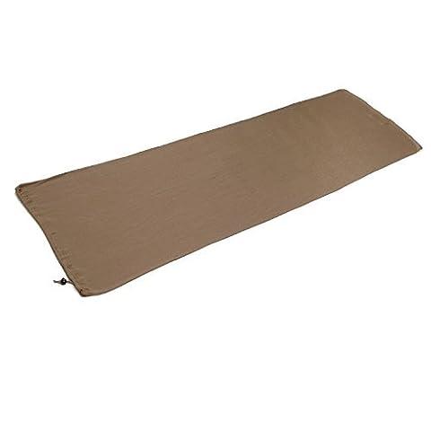 Snugpak Thermalon Sleeping Bag Liner, Desert Tan by SnugPak (Snugpak Thermalon Liner)