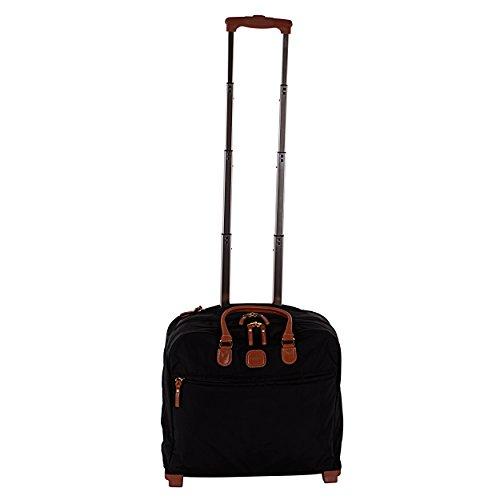 Bric's X-travel Laptop Rollkoffer, 40 cm, Schwarz (Nero)