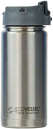 EcoVessel Perk-473 ml Borraccia