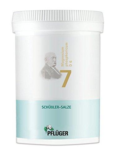 Pflüger Schüßler-Salze 7 Magnesium phosphoricum D 6, 1000 St. Tabletten
