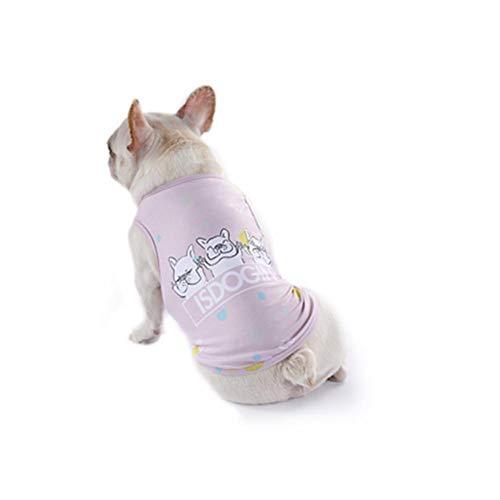 soundwinds Chaleco de enfriamiento para Mascotas Verano Abrigo de enfriamiento para Mascotas Perro al Aire Libre Chaqueta Anti-Golpe de Calor Ropa para Perros pequeños, medianos y Grandes