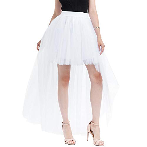 VJGOAL Mujeres Verano Moda Casual Color sólido Malla