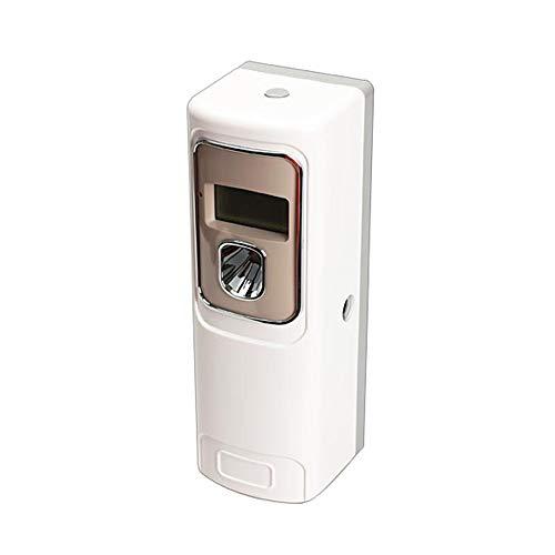 Zeitsteuerung Duftspender Intelligente Parfüm Sprayer Lufterfrischer Sprühpumpe LCD-Display Aerosolspender Für Küche Bad ()