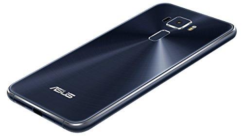 ASUS Zenfone 3  Smartphone libre 4  G  pantalla  5 2  pulgadas       64  GB       Dual SIM       Android 6 0  Marshmallow