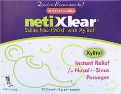 Neti Xylitol Refill Sachets 20 Sachets