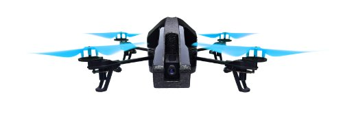 Parrot AR.Drone 2.0 Power Edition Quadrocopter (geeignet für Android-/Apple-Smartphones und -Tablets) rot - 7