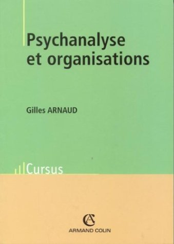 Psychanalyse et Organisation