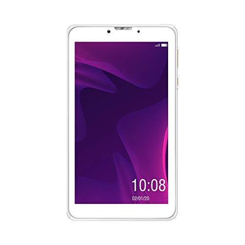 SWIPE Strike Tablet  7 INCH IPS,3 GB + 32 GB,WI FI+4G Tablet+Voice Calling+FM  Gold