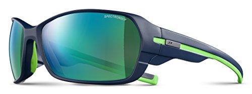 Julbo Sunglasses Dirt 2sp3cf Multi-Coloured Blue/Green Size:Taille L