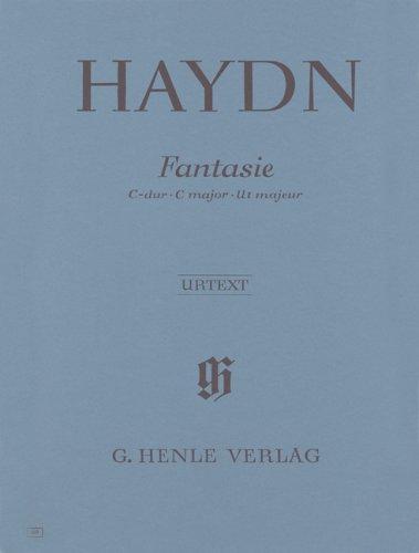 Fantaisie Hob.XVII:4 Do Maj. - Piano par Joseph Haydn
