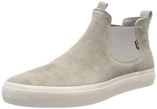 Globe Herren Dover Fitnessschuhe, Grau (London Grey/Off White 000), 40.5 EU - Gore Stretch-heels