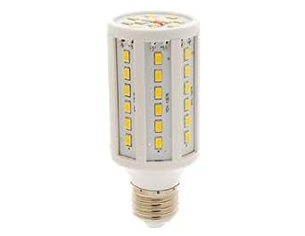 TR 22W E27 blanc chaud Ampoule LED (Argent)