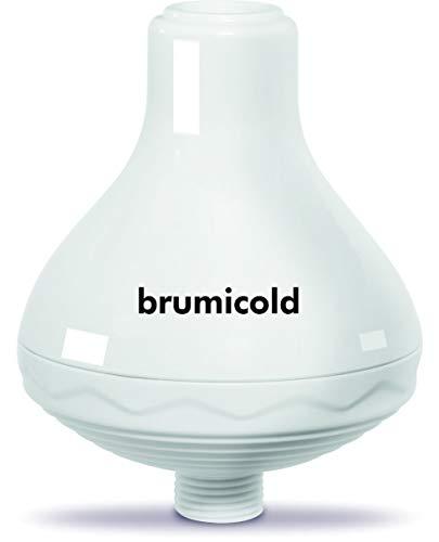 BRUMICOLD SPAIN FILTRO DUCHA TAP SPA ELIMINA CLORO, METALES PESADOS,MICROPLASTICOS,ABLANDA LA CAL, SUAVIZA...