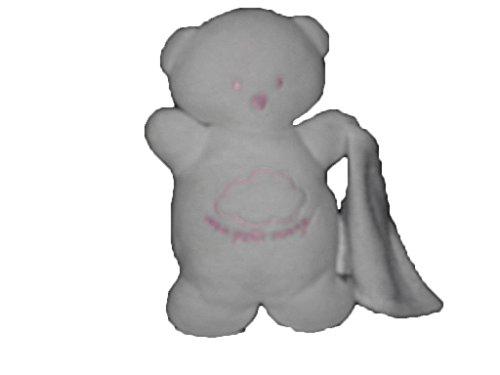 Kiabi–Doudou Kiabi oso Mon Premier nube blanco...
