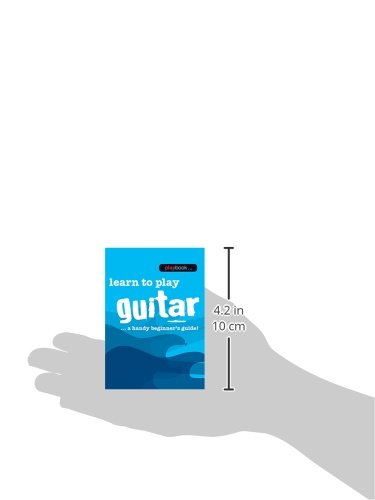 Image of Playbook Learn To Play Guitar Gtr Book