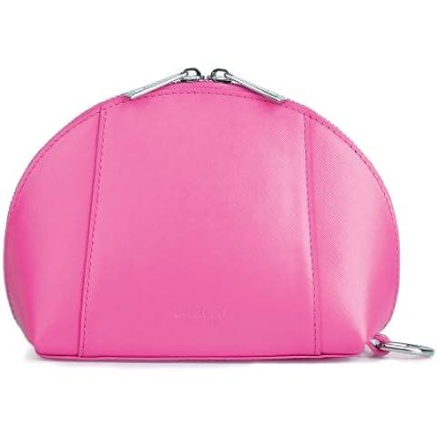 Jadeco Gillan Fashion Range - Borsa con alimentatore, ricaricabile, 3000 mAh, ai polimeri di litio, colore: Magenta fluorescente