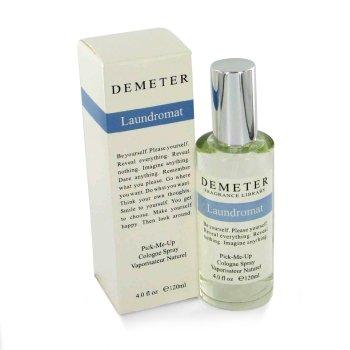 DEMETER by Demeter LAUNDROMAT COLOGNE SPRAY 4 OZ