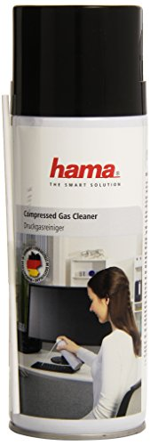 Hama Office-Clean Compressed Gas Cleaner - Kit limpieza