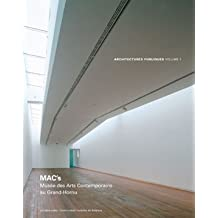 Visions -Architectures publiques vol. 1. MAC's. Musée des Arts Contemporains au Grand-Hornu