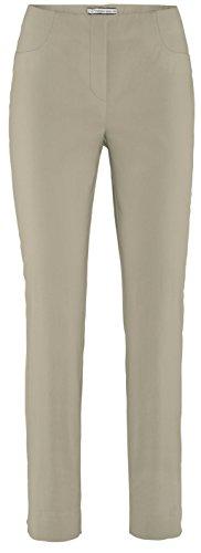 Stehmann LOLI-742 bequeme, stretchige Damenhose, mit schmalem Bein Sand