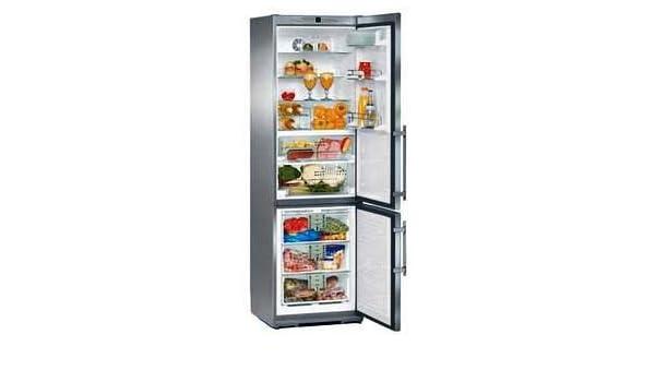 Minibar Kühlschrank Liebherr : Liebherr cbnes kühl gefrierkombination nofrost biofresh