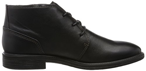 Ecco Knoxville, Derby Homme Noir (Black)