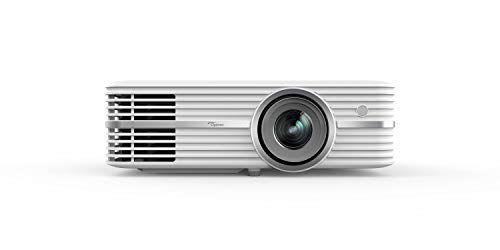 Optoma UHD300X - Proyector 4K Home Cinema Ultra HD, 3600 lúmenes, 30000:1...