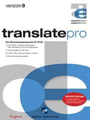 translate Pro Deutsch Englisch Version 9