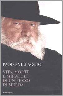 Book's Cover of Vita, morte e miracoli di un pezzo di merda.