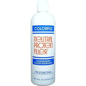 COLORFUL Neutral Protein Filler Hairdressers Color ...