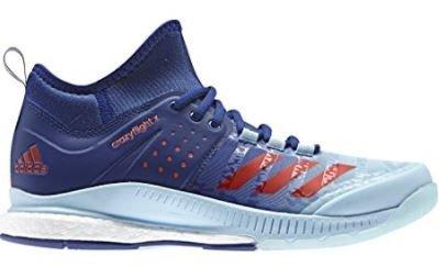 adidas Crazyflight X Mid W, Scarpe da Pallavolo Donna, Blu (Tinmis/Narres/Azuhie), 37 1/3 EU
